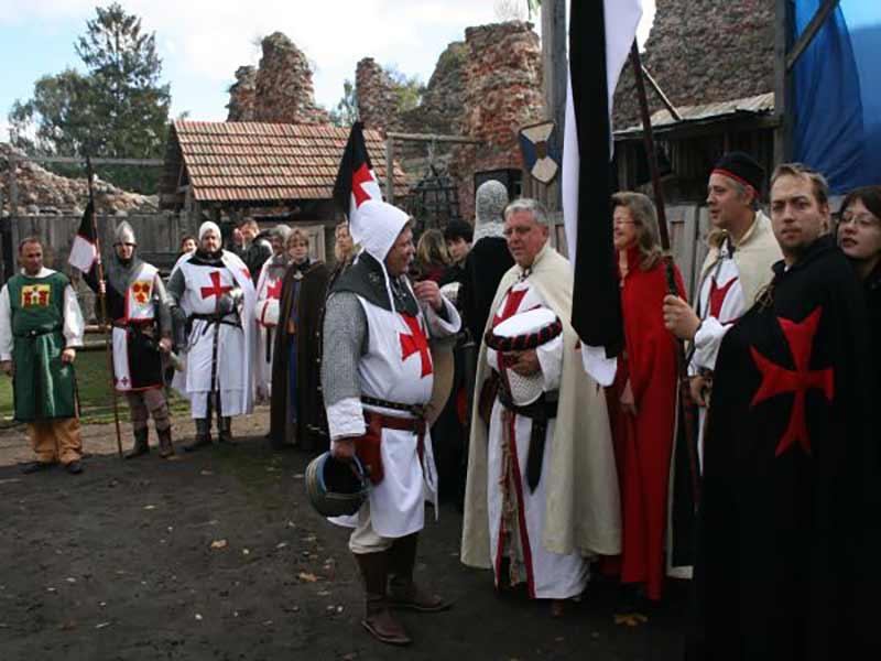 aktualność - 700-lecie ciszy Zakonu Templariuszy
