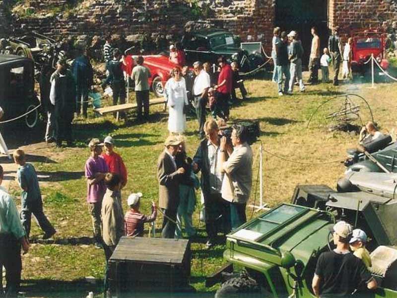 aktualność - Wystawa Motoryzacji 2003 r.
